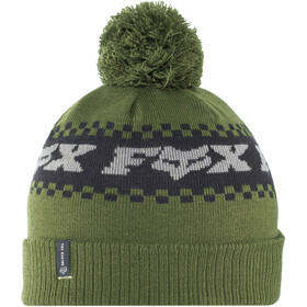 Fox Overkill Beanie Men, olive green